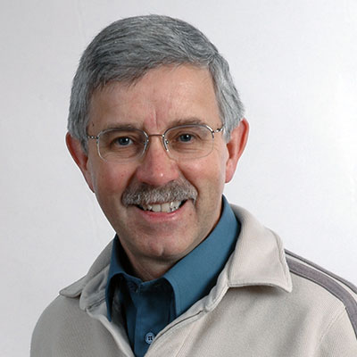 Picture of Emeritus Professor Trevor Cooling